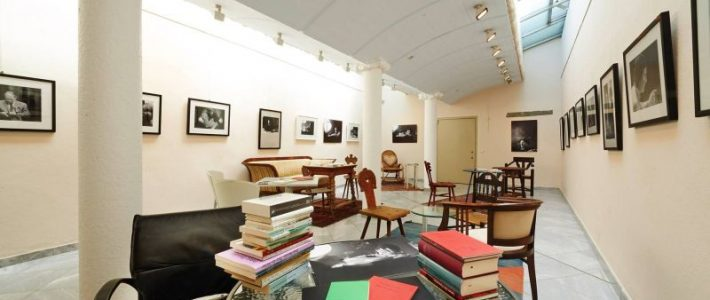 Galerie Magnet Ausstellungsraum