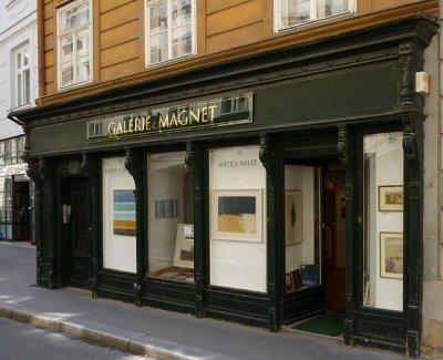 Galerie Magnet Wien