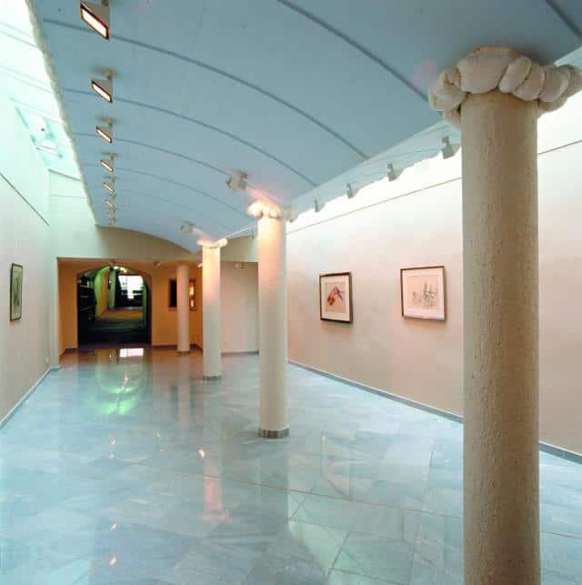 Galerie Magnet Innenansicht