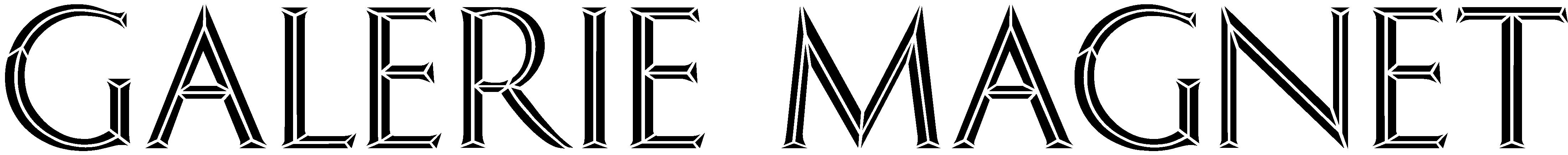 Galerie Magnet logo transparent