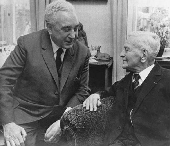 Werner Berg und Heinrich Becker
