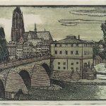Ludwig Heinrich Jungnickel, Frankfurt