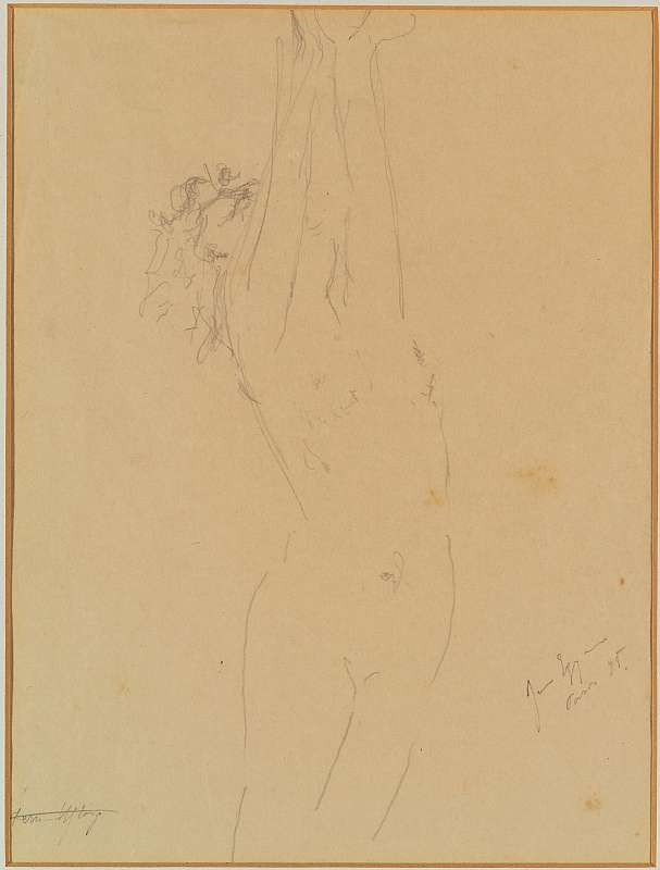Jean Egger, Female Nude