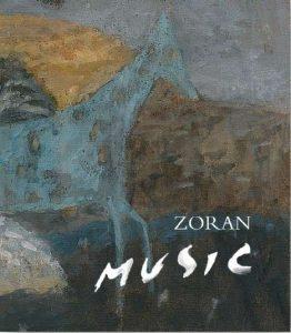 Buchtitel über Zoran Music von