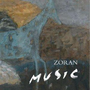 Buchtitel über Zoran Music von Siegbert Metelko und Wilfried Magnet