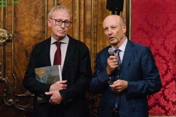 Zoran Music Buchautoren Siegbert Metelko und Wilfried Magnet