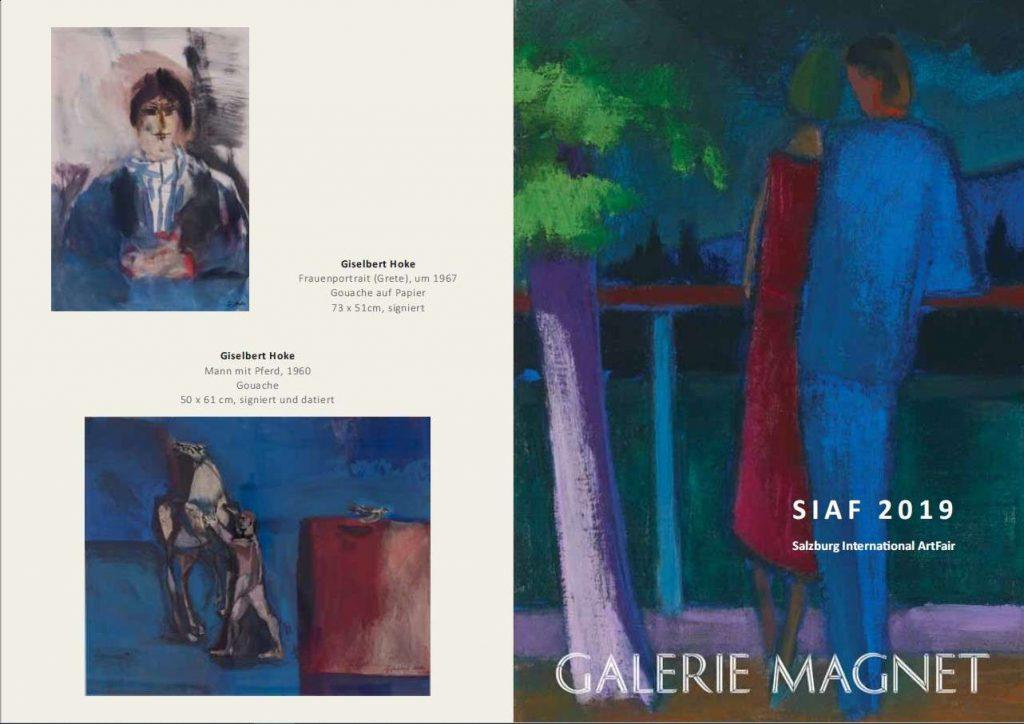 Galerie Magnet SIAF 2019