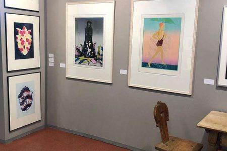 Kiki Kogelnig Bilder von der Galerie Magnet