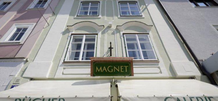 Galerie Magnet von vorne